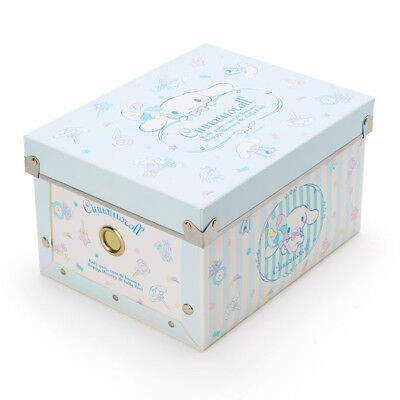 Cinnamoroll assembly storage box S Sanrio Kawaii Cute F/S NEW