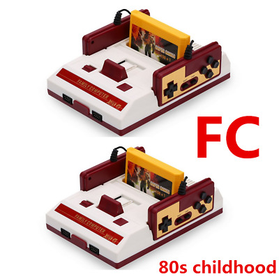 2X Retro Gaming 150Games Family Console Play Childhood 8Bit 80s Computer game IT