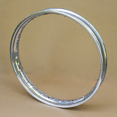 Triumph Wheel Rim - Replacement For P/N W1471 OR 37-1471 [01-37-1471C-SS]
