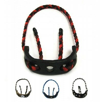 CR Archery Bow Wrist Sling - Variety of Colours