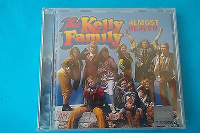 "The Kelly Family ""Almost Heaven "" Cd New Sealed"
