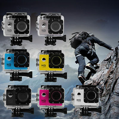 2.0inch SJ4000 1080P HD Waterproof Sports DV Video Action Camera as Gopro