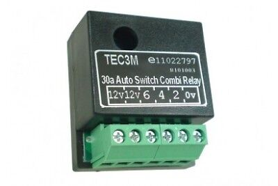 MP2883B 30 Amp Self Switching Dual Charge Relay