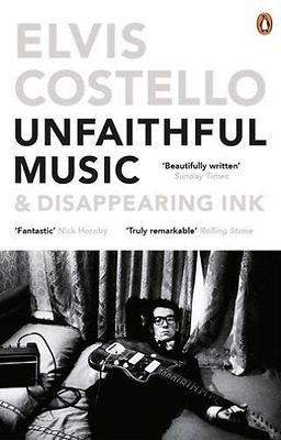 Unfaithful Music and Disappearing  BOOK NEW