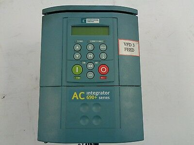 USED Eurotherm / SSD Drives 690PB/0055/400/3/0/0021/US/0/0/0/00