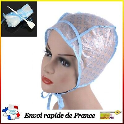 Bonnet A Meches + Crochet Bonnet Coloration Cheveux