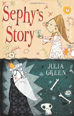 Green Julia-Sephy`S Story  BOOK NEW