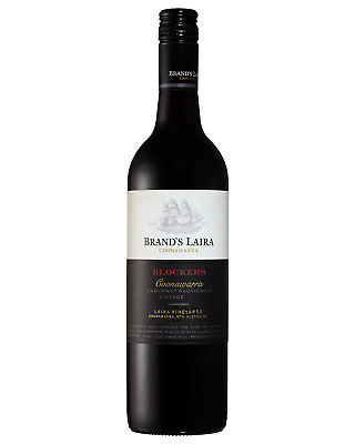 Brands Laira Blockers Cabernet Sauvignon 2011 case of 6 Dry Red Wine 750mL