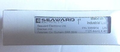 Seaward Test and Tag Label Cartridge Black on Yellow for Test n Tag Printer