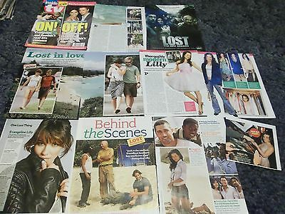 Evangeline Lilly   clippings #Q45