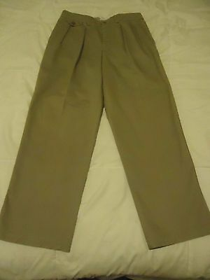 Boys  School Uniform Pants Size 18