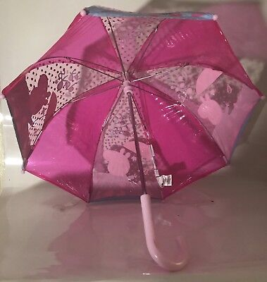 Peppa Pig A Windy Day Umbrella for Kids Preowned Barley Used