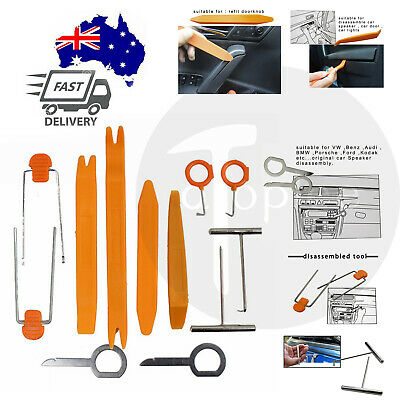 12 in 1 Car Door Panel Audio System Dismantle Refit Removal Installation Tool