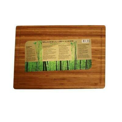 Maxwell & Williams Bamboozled Carving Board 30x40cm, Wooden Chopping Boards