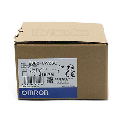 OMRON E6B2-CWZ6C Rotary Encoder 600P/R New One year warranty