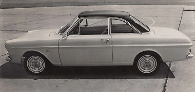 Ford Taunus Two Door Coupe Period Photograph.
