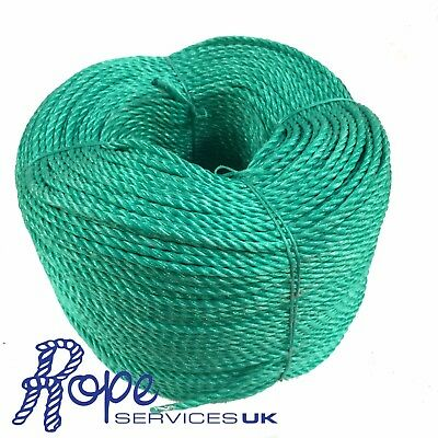 Green Poly Rope Coils, Polyrope, Polypropylene,Polyprop,Agriculture, Tarpaulins
