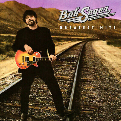 Bob Seger & The Silver Bullet Band : Greatest Hits CD (1995) ***NEW***