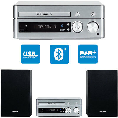 philips btb2515 12 mini stereoanlage dab und ukw tuner. Black Bedroom Furniture Sets. Home Design Ideas