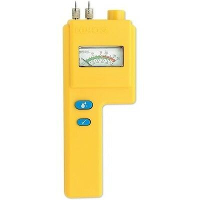 Delmhorst BD-10 (BD-10W/CS) Analog Moisture Detector with 2 Scales
