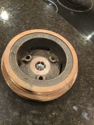 Nos 1967 Mustang Shelby 428 Lower Crank Pulley