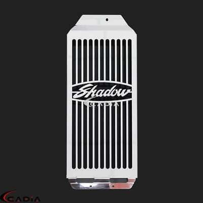 Radiator Grille Guard Cover Protector For Honda Shadow Aero VT400 / VT750 04-12
