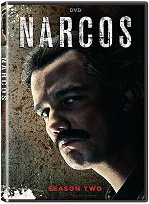 Narcos: Season Two [New DVD] Boxed Set, Dolby, Subtitled, Widescreen, Ac-3/Dol