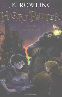 Harry Potter and the Philosopher's Stone (Welsh) Harri Potter a... 9781408871591