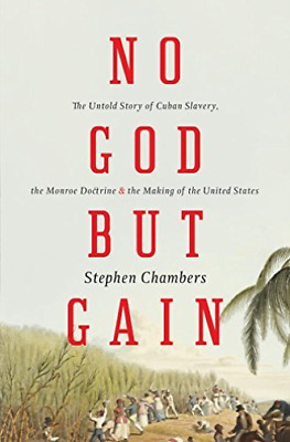 Chambers-No God But Gain  BOOK NEW