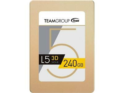 "Team Group L5 LITE 3D 2.5"" 240GB SATA III 3D NAND Internal Solid State Drive (SS"