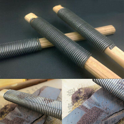 New Woodworking Carving Rasp File Carpenter Coarse Teeth For Soft Hard Wood