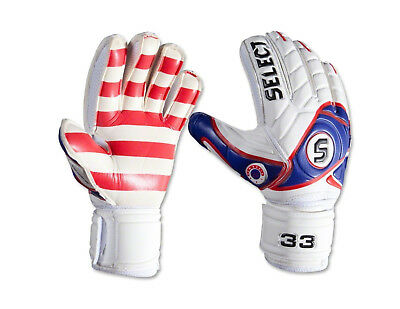 Select Sport America USA 33 All Round Goalkeeper Gloves, Size 9