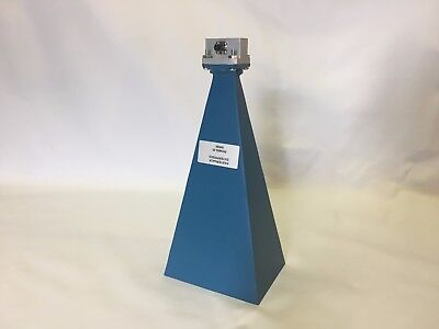 Pasternack Waveguide and Horn PE9804 WR90/PE9856-20 WR90 X Band SMA