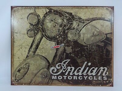 Indian Motorcycles Metal Sign New #1724