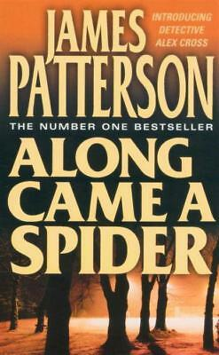NEW Along Came a Spider By James Patterson Paperback Free Shipping