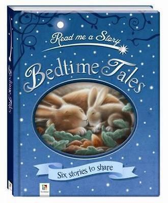 NEW Read Me A Story: Bedtime Tales By Hinkler Books Pty Ltd Hardcover