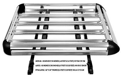 Pajero Shogun Pinin Mitsubishi roof tray platform rack carry box luggage carrier