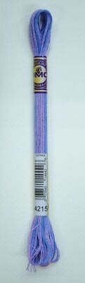 DMC Colour Variations Thread Embroidery Floss, Colour 4215 Northern Lights