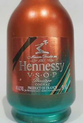 Hennessey Cognac VSOP 50 ml Mini Limited Edition!