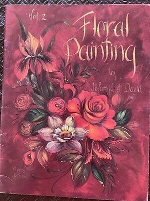 Floral Painting Volume 2 By Jo Sonja & David