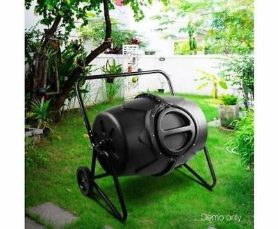 Greenfingers 190L Composter Compost Bin Recycling Food Waste Aerated Garden