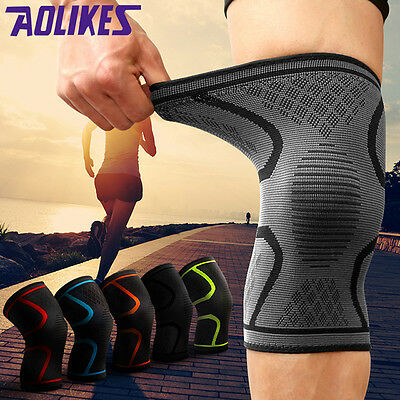 NEW! Aolikes® Power Non-Slip Elastic Knee Sleeves (1-Pieces)