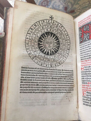 Missale Frisingense (Freising) Ratdolt 1492, Incunabula 14 copies Not in the US