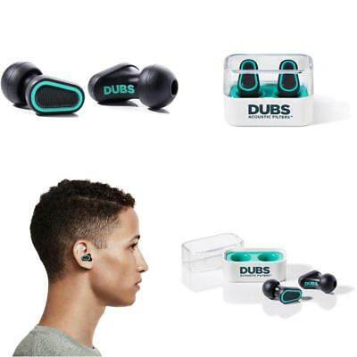 Noise Cancelling Music Ear Plugs Acoustic Filters High Fidelity Hearing Protecti