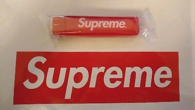 Supreme Toothbrush FW17 - BRAND NEW AND SEALED