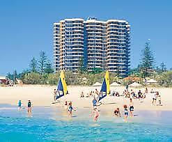 GOLD COAST  Accommodation Coolangatta   7 nights over Christmas 2017 BOOK NOW