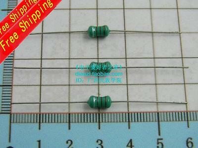 20pcs 1W 0510 color code/electronic inductor 4.7MH color ring inductance#BG402-2