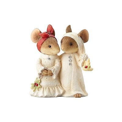 Heart Of Christmas~Mice Couple With Candle~4057651