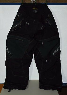 Klim Xl Men's Gore-Tex Technical Riding Pant's  - Minor Tears - See Photos