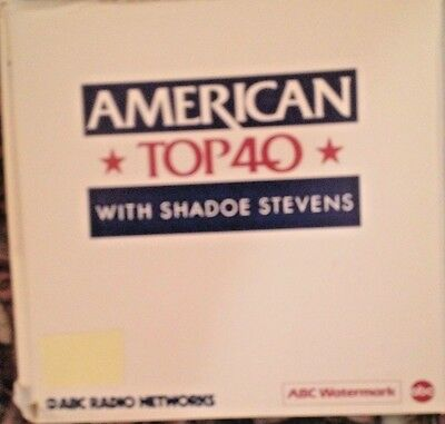 Radio Show: AT40 w/SHADOE STEVENS 9/6/92 INTERVIEWS: GEORGE MICHAEL, JIMMY JAM